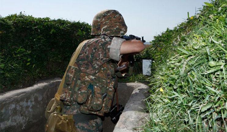 Ինչպիսի՞ն է իրավիճակը ներկա պահին ղարաբաղա-ադրբեջանական հակամարտ զորքերի շփման գծում