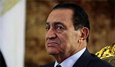 The Egypt ex-president Hosni Mubarak has been acquitted