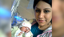 Help save a young mother's life