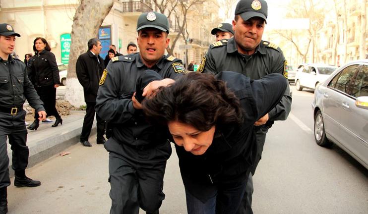 Ադրբեջանի ոստիկանները կաշխատեն արտակարգ ռեժիմով