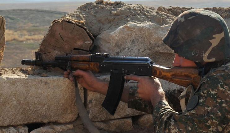 Հայ դիրքապահների ուղղությամբ արձակվել է ավելի քան 370 կրակոց