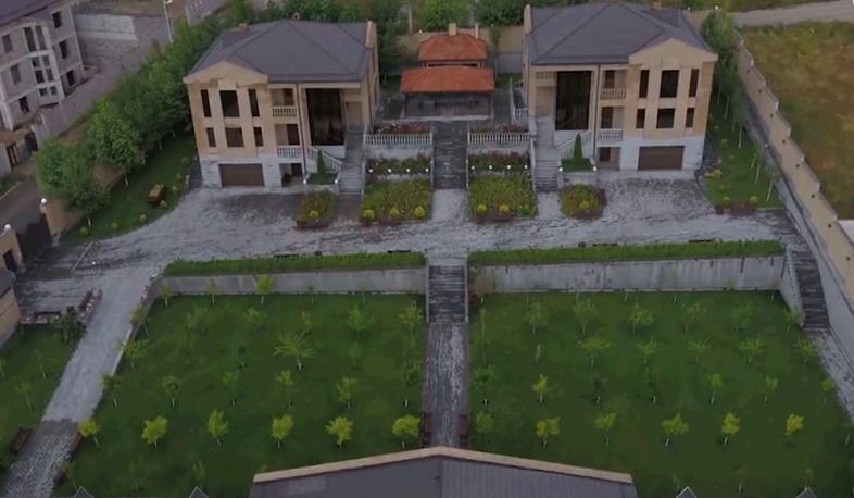 Современный готовый дом фото настя