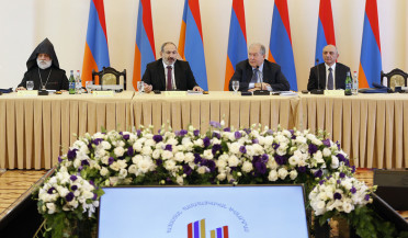 Hayastan All-Armenian Fund holds annual meeting