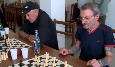 Chess tournament for prisoners