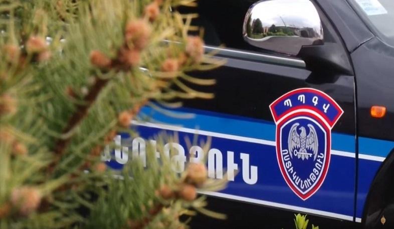 Հակառակորդը  կրակոցներ է արձակել ՀՀ ոստիկանության ՊՊԳՎ-ին պատկանող պահակակետի ուղղությամբ. 2 ոստիկան վիրավորվել է