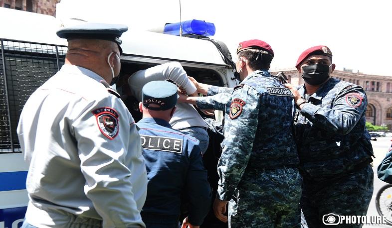 Ոստիկանության պահվածքը հասնում է աբսուրդի.կուտակվում է շատ մեծ լարվածություն