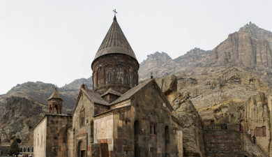Mysteries Of Armenia