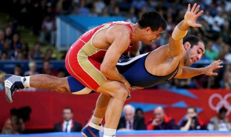 Offside - Olympic Expectations. Wrestling