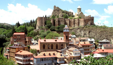 Armenian and Armenia - Tbilisi