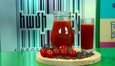 The Quality of Taste: Tomato Juice