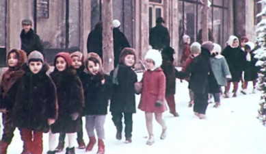Winter in Armenia 1967 [Archive]