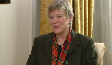Agenda: Interview - Rose Gottemoeller
