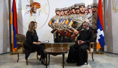 Agenda: Interview - Father Yesayi Artenyan