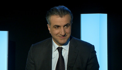 Agenda: Interview - Ignati Arakelyan
