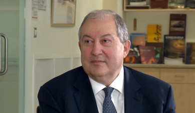 Agenda: Interview - Armen Sargsyan