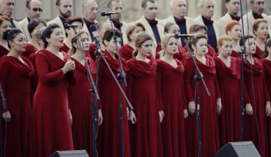 Armenian National Academic Choir Concert in Tatev