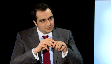 Agenda: Interview - Hayk Harutyunyan