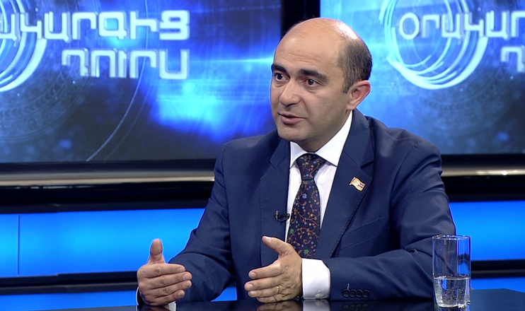 Off the Agenda: Edmon Marukyan