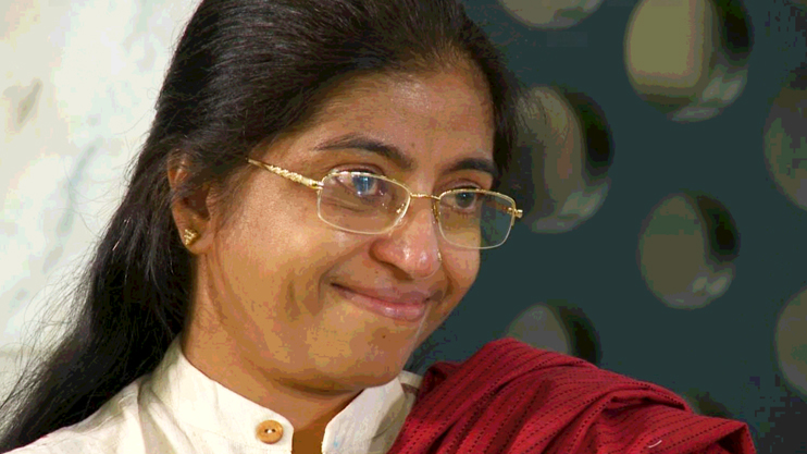 Agenda: Interview - Sunitha Krishnan