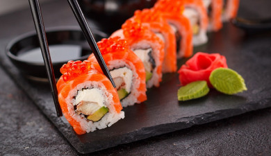 Sushi: A Feast for the Eyes