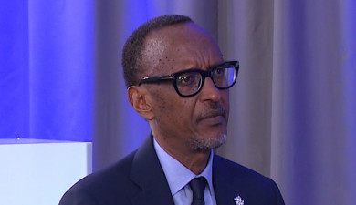 Exclusive Interview with Rwandan President