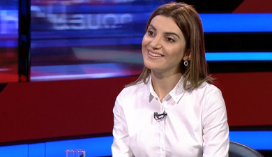 Today Actually: Diana Gasparyan