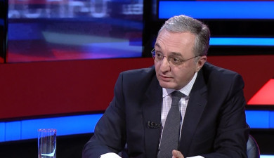Actually Today: Zohrab Mnatsakanyan