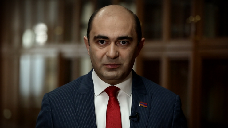 Hovhannes Tumanyan: Edmon Marukyan - Public Television of Armenia