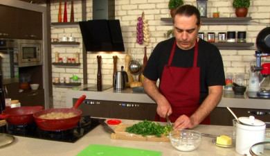 Let's Cook Together: Borani of Urfa