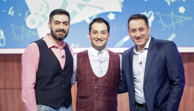 Top of the Class: Mamikon Simonyan, Erik Antaranyan