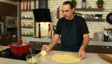 Let's Cook Together: Tortellini with Sauce Beurre Blanc