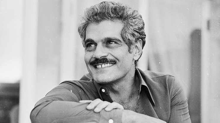 Egyptian Actor Omar Sharif