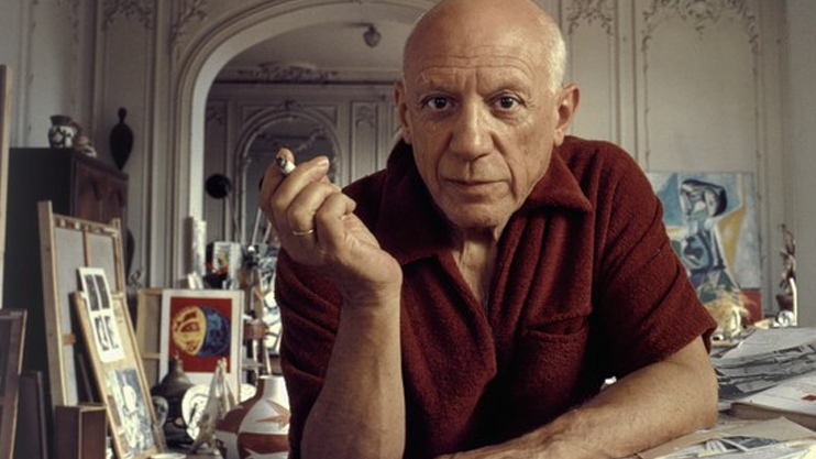 Love Story: Pablo Picasso