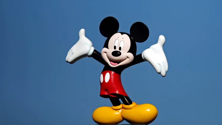 Mickey Mouse a 91 ans