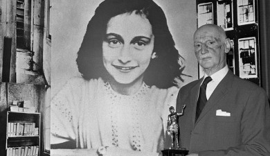 Anne Frank: the Symbol of Holocaust Victims