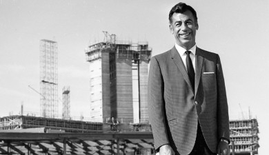 Kirk Kerkorian: Armenian-American Businessman and Philanthropist