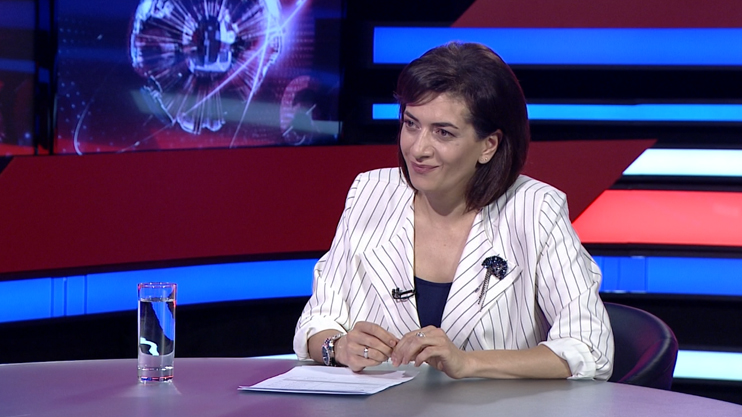 Interview avec Anna Hakobyan