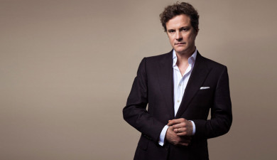 Colin Firth, acteur britannique