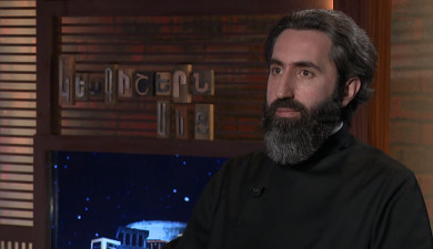 After Midnight: Reverend Asoghik Karapetyan