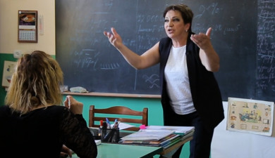 The Teacher: Zubeida Melikyan