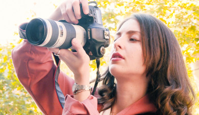 Profession or Hobby: Mariam Ghazanchyan