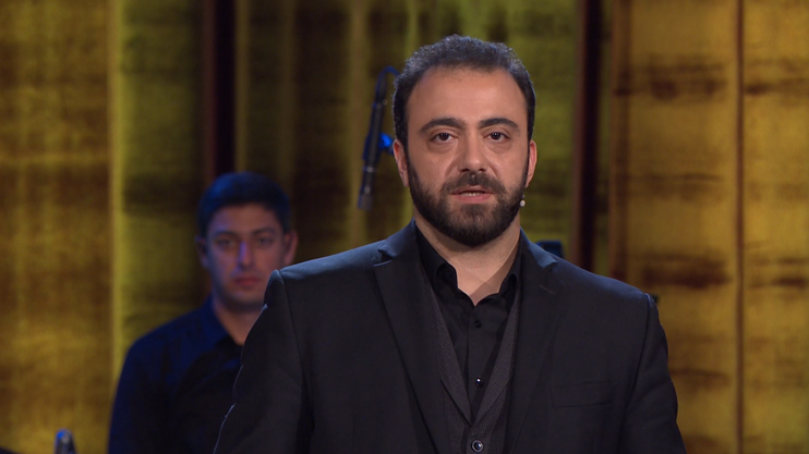 Canticle of Canticles: Romanos Melikyan's Songs
