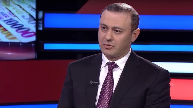 Секретарь Совбеза Армен Григорян