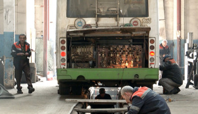 Creation of Trolleybus