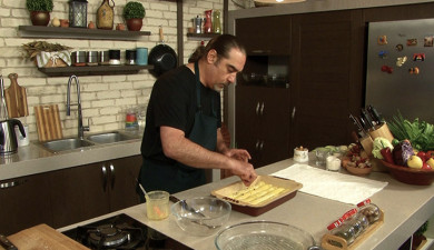 Let's Cook Together: Greek Baklava