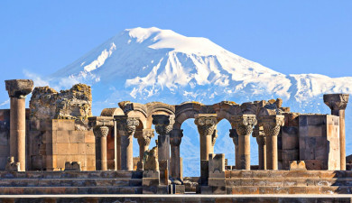 Architectural Masterpieces of Armenia
