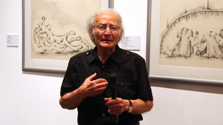 Arto Chakmakjian: Painter and Sculptor