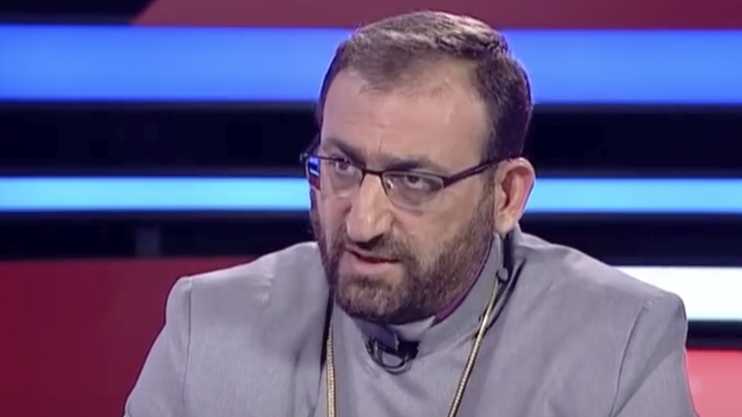 Interview with Bishop Arshak Khachatryan