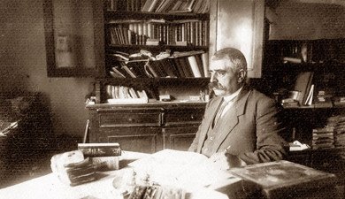 Architect Toros Toramanian