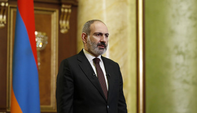 The Address of Prime Minister Pashinyan to the People